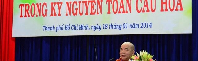 """Hội thảo Khoa học """"Phật giáo Nguyên thủy trong kỷ nguyên toàn cầu hóa"""""""