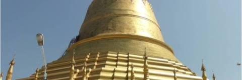 bảo tháp therevada