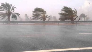 Photo of شدّة الرياح اليوم تتطلب اليقظة