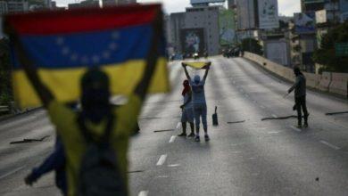 "Photo of فنزويلا: خيار ""إرسال قوات أميركية"" وارد وغوايدو يحرّض الجيش"