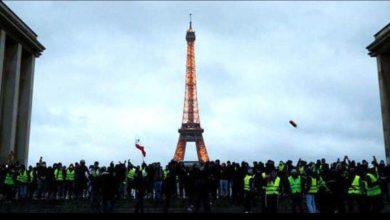 Photo of إضراب عام في فرنسا احتجاجاً على سياسات ماكرون