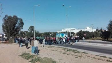 Photo of سيدي بوعلي : تواصل الإحتجاجات وحالة من الإحتقان