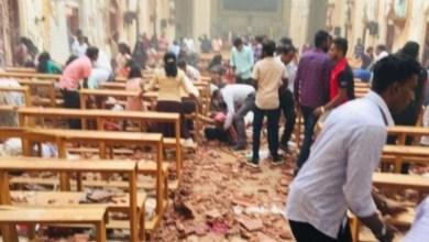 Photo of أكثر من 150 قتيلا في تفجيرات بكنائس وفنادق في سريلانكا