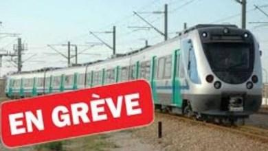 Photo of ينطلق غدا : اضراب بيومين لأعوان شركة أشغال السكك الحديدية