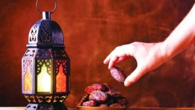 Photo of توقيت الإمساك والإفطار في أول يوم من رمضان