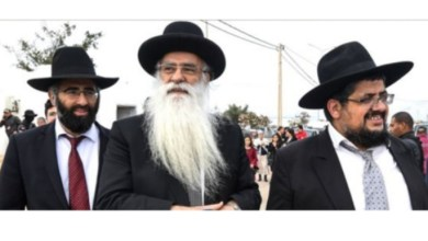 Photo of حاخامات اسرائيل في الغريبة.. دخلوا بجوازات سفر اسرائلية !
