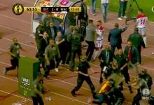 Photo of نهائي رابطة الأبطال: توقف اللعب إثر احتجاج لاعبي الوداد
