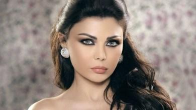 Photo of هيفاء وهبي تشجّع نسور قرطاج