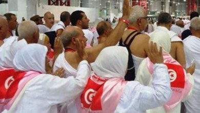 Photo of حكاية مؤثرة لحاج تونسي توفي في البقاع المقدسة لتلتحق به زوجته..
