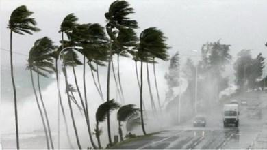 Photo of بعد الظهر: أمطار غزيرة ورياح قوية (صور)