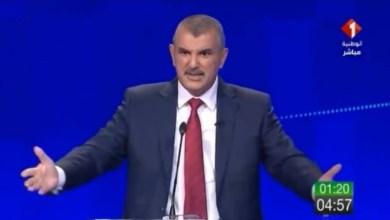 Photo of بعد مشاركته في المناظرة التلفزيونية : د محمد الهاشمي الحامدي يوجه رسالة للتونسيين