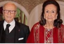 Photo of وفاة شادلية فرحات أرملة رئيس الجمهورية الراحل الباجي قائد السبسي