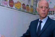 Photo of قيس سعيد : أنا أكبر الخاسرين من بقاء نبيل القروي في السجن