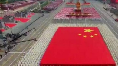 Photo of عروض بالدبابات والصواريخ و15 ألف جندي في احتفالات عيد الصين الـ70