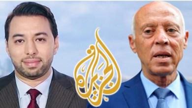 Photo of كشف علاقته بالمال:صحفي بقناة الجزيرة يسترجع موقفا حصل له مع قيس سعيّد