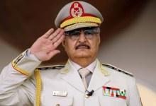 Photo of خليفة حفتر يدعو قواته للتقدم باتجاه طرابلس