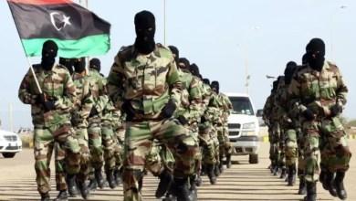 Photo of الجيش الليبي يعلن سيطرته على سرت