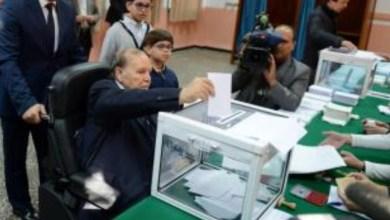 Photo of بوتفليقة يدلي بصوته في انتخابات الرئاسة الجزائرية