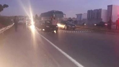 Photo of اندلاع احتجاجات وحرق للعجلات المطاطية بسوسة