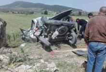 Photo of فريانة : وفاة 5 أشخاص من عائلة جزائرية في حادث مروّع