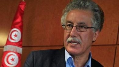 """Photo of حمة الهمامي : قيس سعيد ذهب للتعزية في وفاة """"مطبّع بكوارطو"""""""
