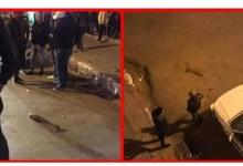 Photo of عاجل : شخص على متن سيارة يلقي قنبلة في شارع سيدي البشير (العاصمة)