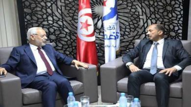 Photo of لقاء بين الغنوشي والتيار وحركة الشعب لإذابة الخلافات