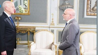 Photo of رئيس الجمهورية يلتقي ممثلا عن منظمة الصحة العالمية بتونس