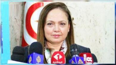 Photo of نصاف بن علّية بخير وليست في الحجر الصحي الذاتي