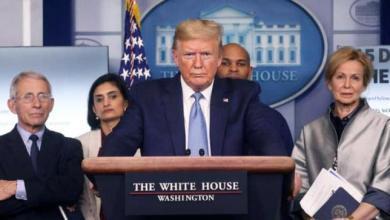Photo of ترامب: إجراءات مشددة..لقاح في الطريق..وسنسحق كورونا سحقا غير مسبوق!