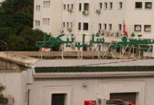 Photo of العاصمة: رئيس قسم بمستشفى شارل نيكول مصاب بفيروس كورونا