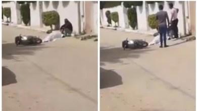 Photo of صفاقس / حالة من الهلع إثر وفاة رجل في الشارع