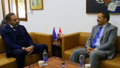 Photo of برغاميني في لقائه مع وزير الصحة: الاتحاد الاوروبي مستعد لمواصلة دعم تونس في هذا الظرف الاستثنائي