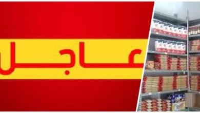 Photo of عمدة يحول المساعدات إلي محل والده لبيع المواد الغذائية