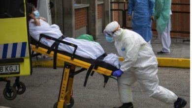 Photo of كورونا: إسبانيا تسجل 757 وفاة وإيران 121 وألمانيا 207