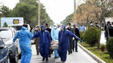 Photo of إيران تسجل ارتفاع حاد في حصيلة الوفيات بفيروس كورونا ب 4232 حالة