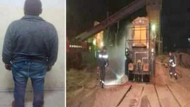 Photo of المتورط في اضرام النار بقاطرة الفسفاط يكشف كل الحقيقة .