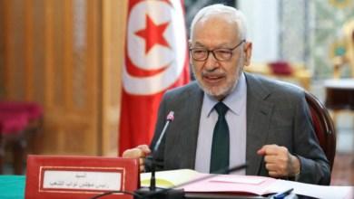 Photo of الغنوشي: أطراف لا تؤمن بالديمقراطية تدعو لحل البرلمان