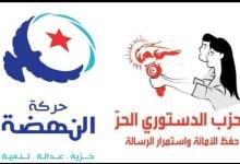 Photo of الخميري: النهضة ترفض لائحة الدستوري الحر حول ليبيا