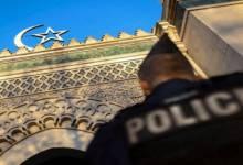 Photo of تضمنت عبارة بدأت الحرب رسائل تهديد على باب مسجد بفرنسا