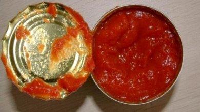 Photo of في باجة: تاجر يخزن 200 ألف علبة طماطم فاسدة لترويجها في الأسواق16 أكتوبر 2020
