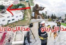 Photo of كاميرا رئاسة الجمهورية تصور الزبلة على بعد خطوات منك سيدي الرئيس