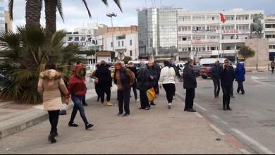Photo of سوسة: إيقافات وغاز مسيل للدموع لتفريق وقفة احتجاجية (فيديو)