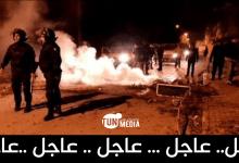 Photo of تجدّد الاشتباكات الليلية بحي التضامن