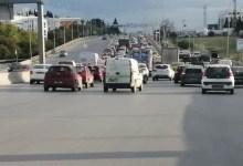 Photo of العاصمة / ثاني يوم من الحجر الصحي الشامل : ازدحام مروري كبير و طوابير من السيارات