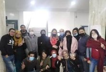 Photo of فضّ إضراب الجوع للدكاترة المعتصمين