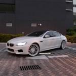 Bmw M6 Gran Coupe On Adv15 Mv2 Wheels 01 Tuning