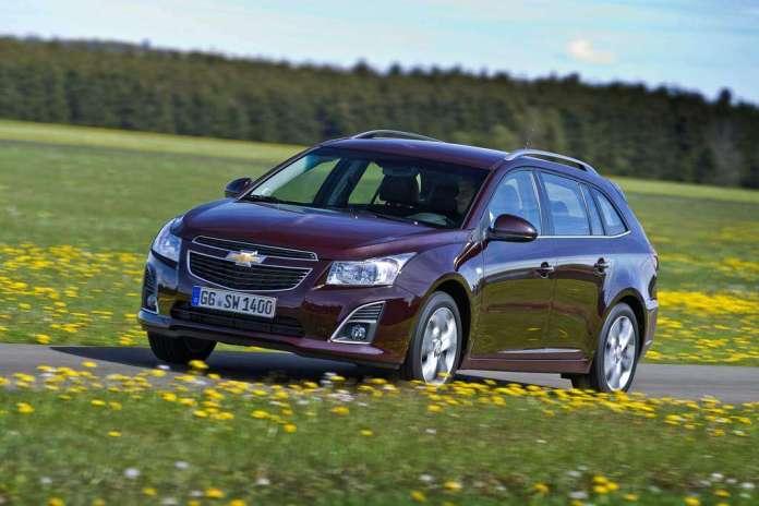 Fahrbericht Chevrolet Cruze 004