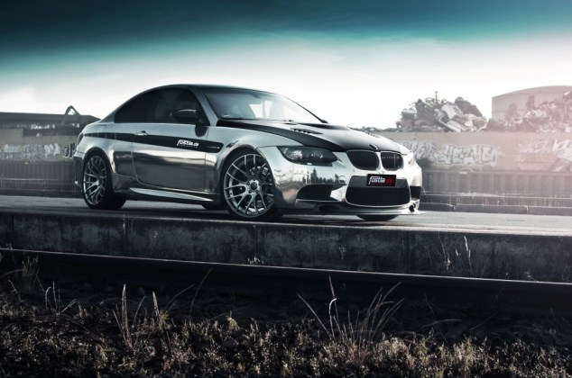 fostla BMW M3 6