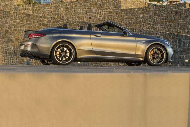 Fahrbericht Mercedes AMG C 63 S Cabriolet 007